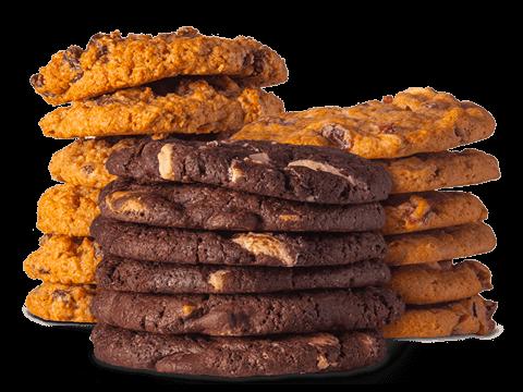 Mariah's Cookies Stack